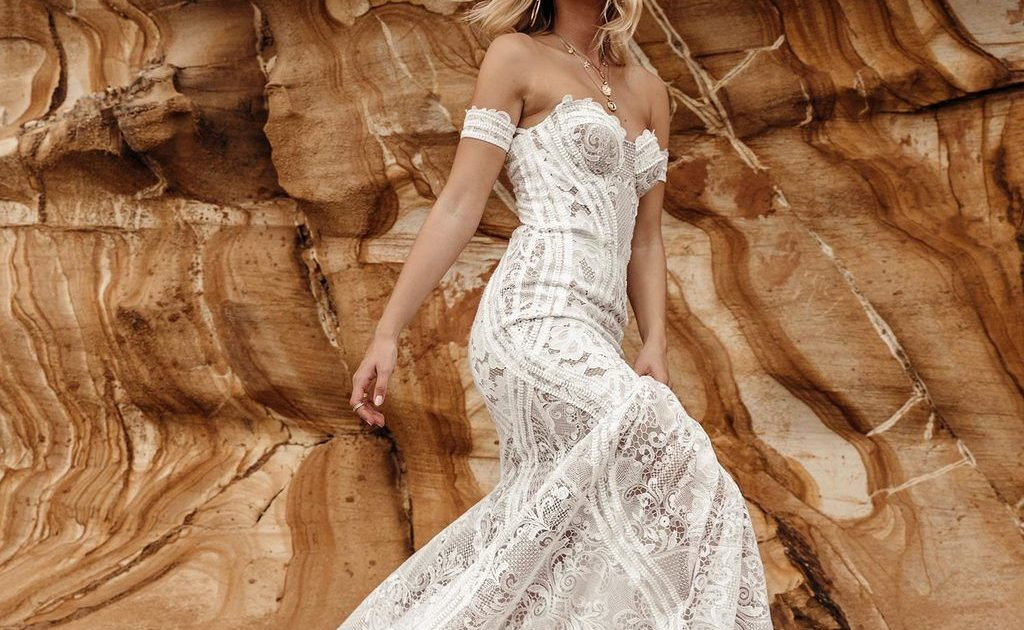 2020 Paradise Bridal Collection by Lovers Society