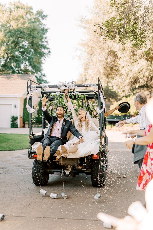 How To Create An Intimate Backyard Wedding Reception Ruffled