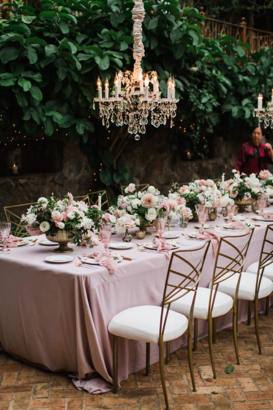 Fairytale Maui Wedding in Shades of Mauve at Haiku Mill