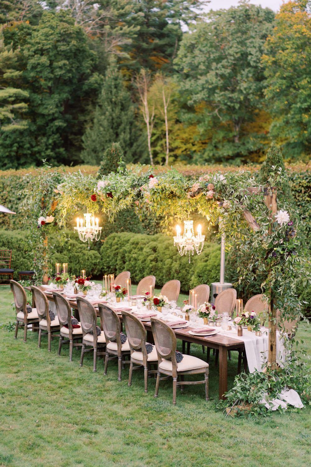 Intimate Berkshire Garden Wedding at The Mount ⋆ Ruffled