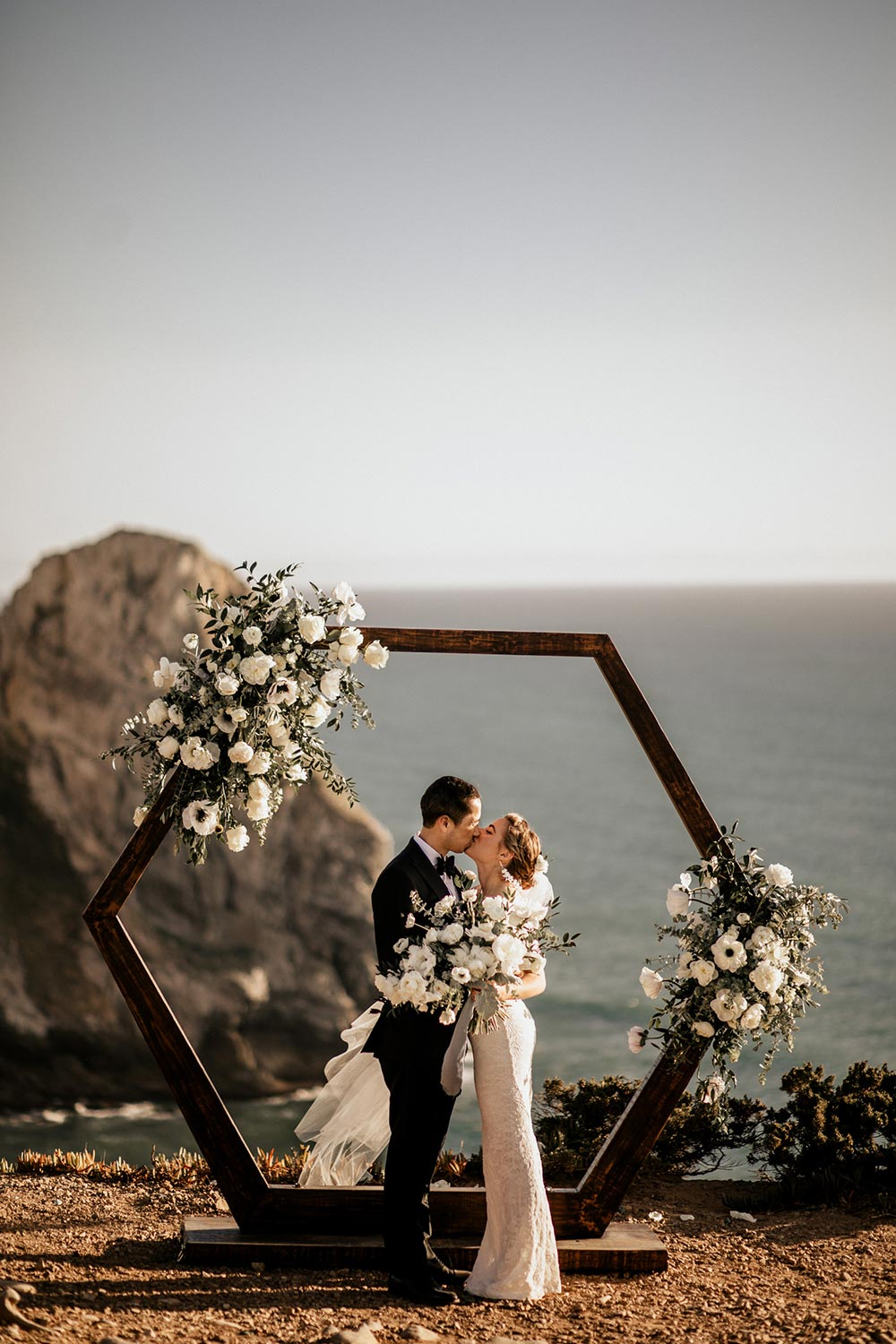 Adventurous Portugal Elopement Atop A Dramatic Cliff ⋆ Ruffled