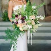 Earthy Wedding Inspo Geodes Savannah