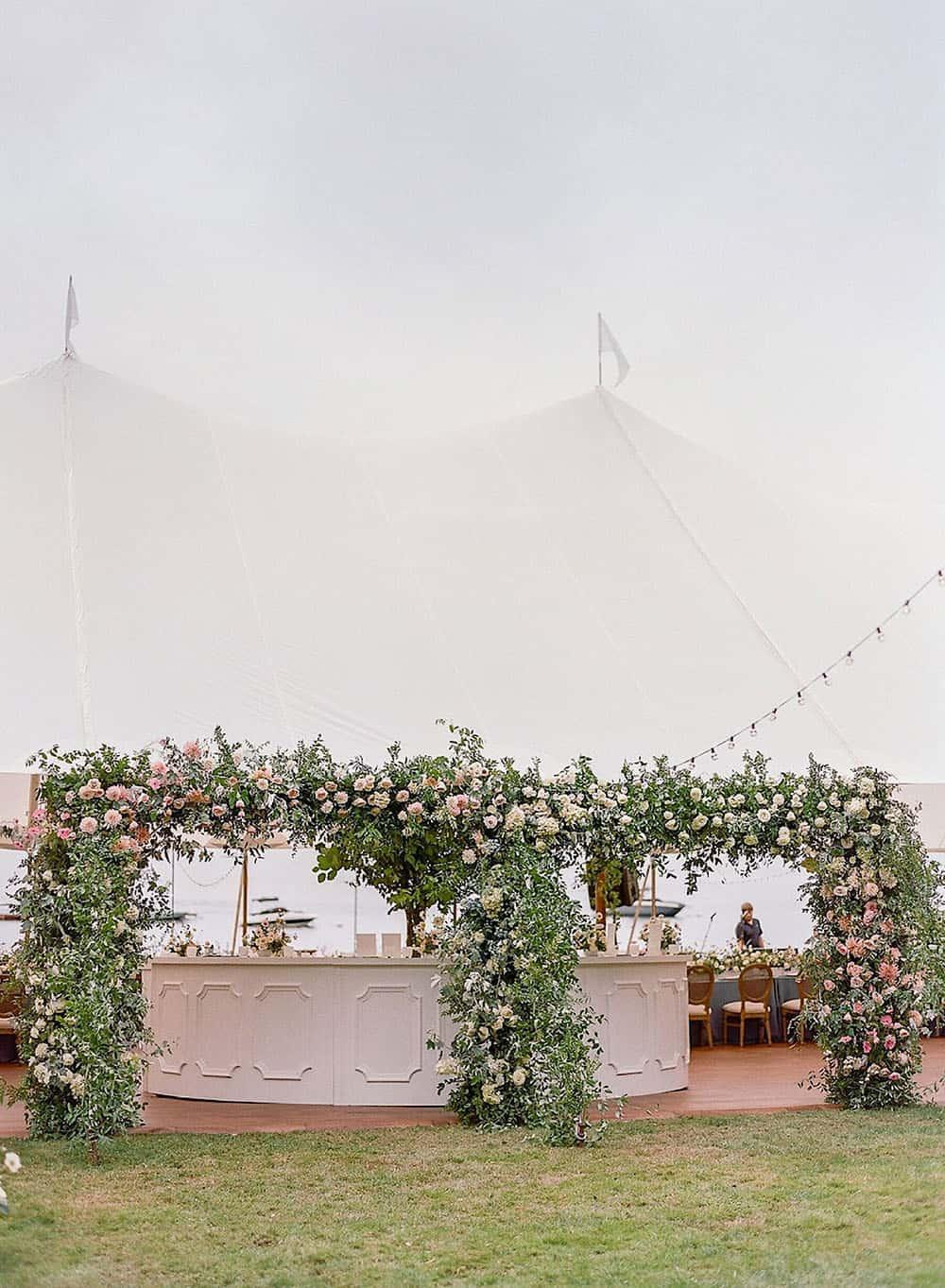 Statement Wedding Bars Real Weddings