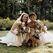 Deanne&emily Intimatewedding