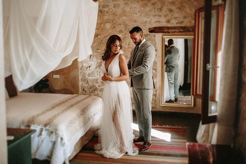 Terra Cotta Wedding Inspo Mallorca