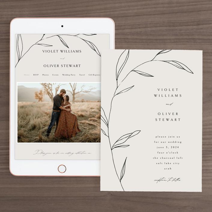 Best Wedding Invitations Matching Websites Minted