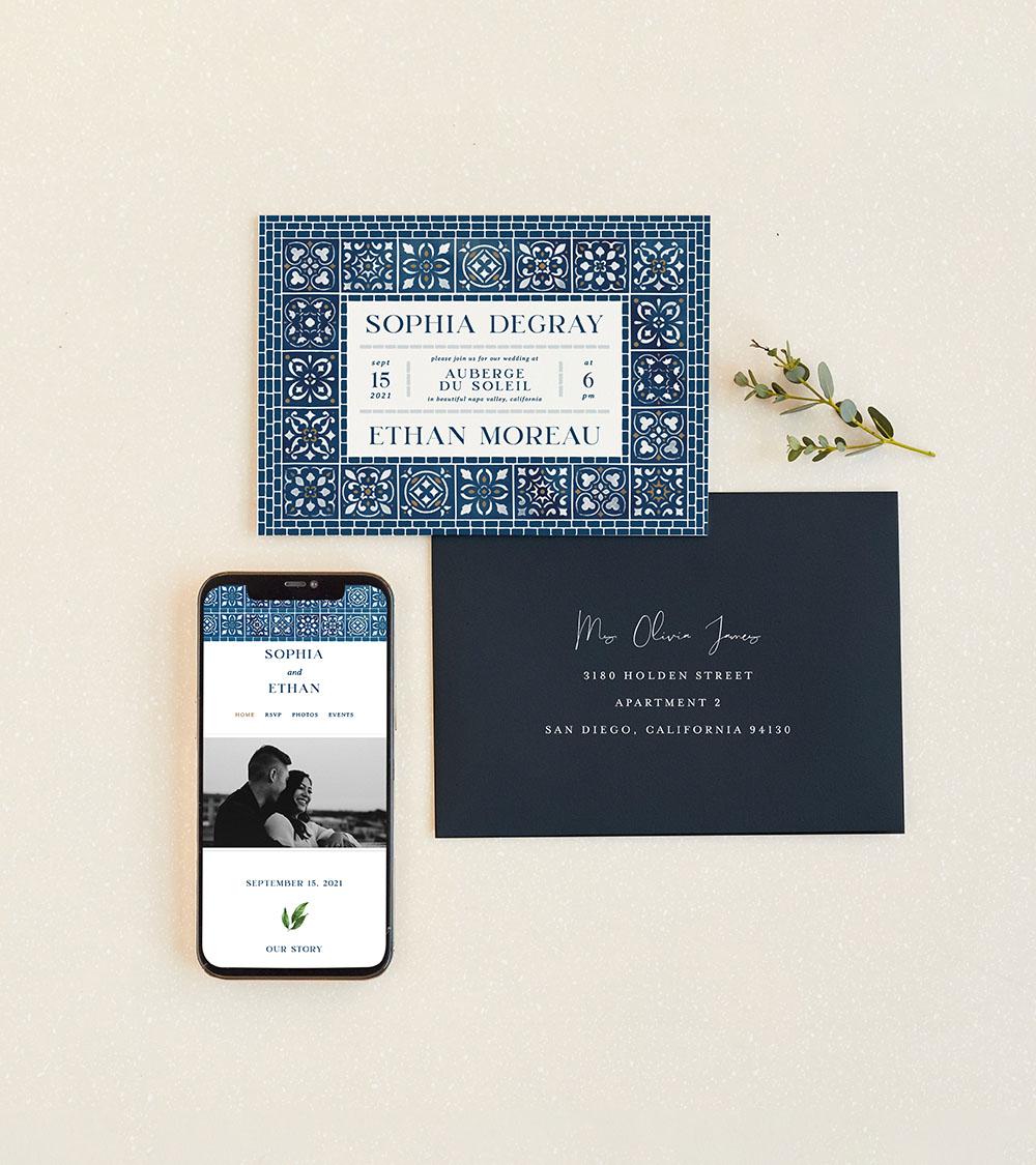 Do I Need A Wedding Website Me Minted