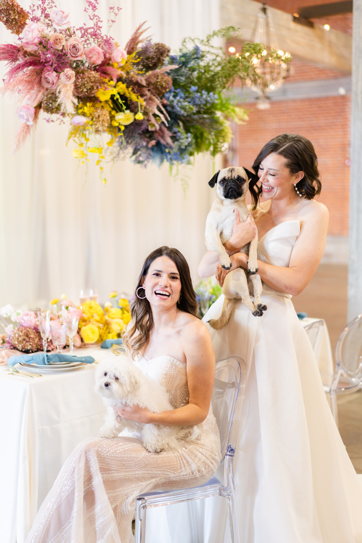 Rainbow Wedding Pride