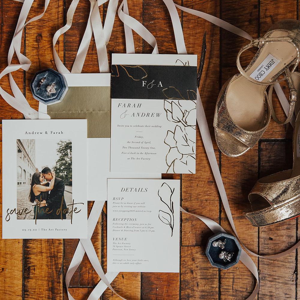 Farah + Andrew Wedding