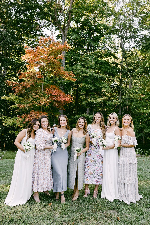 Lyndsey + Edouard | Basking Ridge Estate Wedding