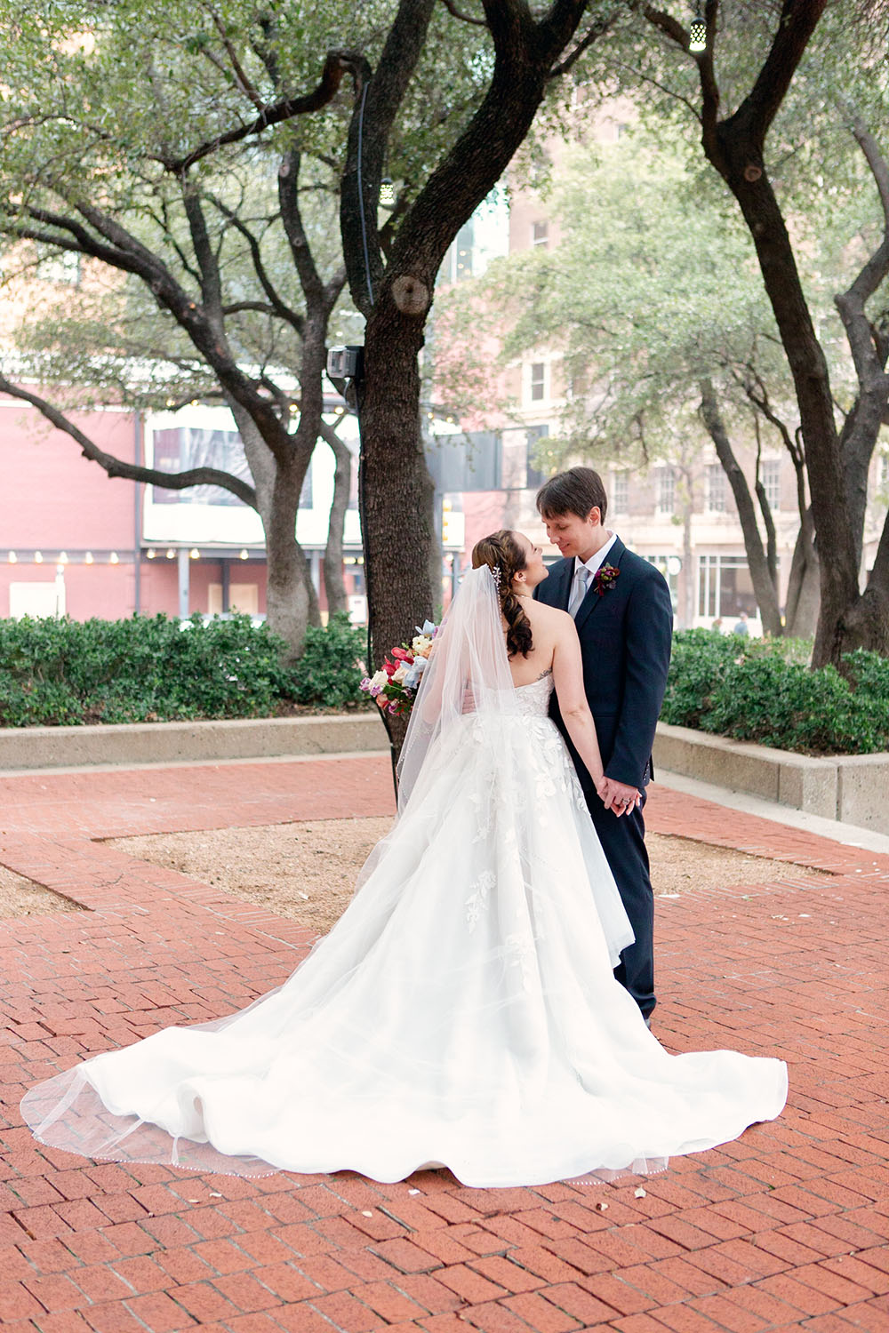 Hops Inspired Wedding Fortworth Brewery
