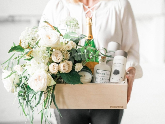 5 Bridal Gift Boxes to Spark the Warm Fuzzies