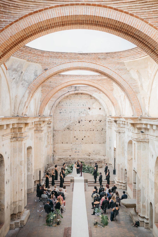 Antigua wedding ceremony