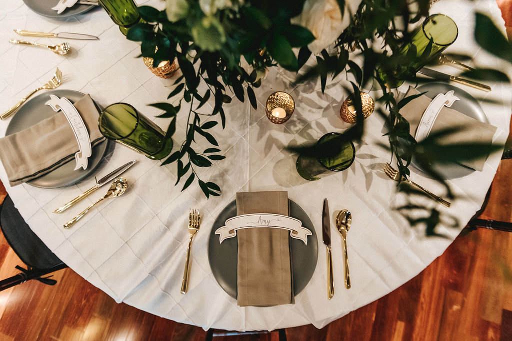 Romantic Southern Wedding Inspiration in Charlotte - photo by Gandee Photography https://ruffledblog.com/romantic-southern-wedding-inspiration-in-charlotte