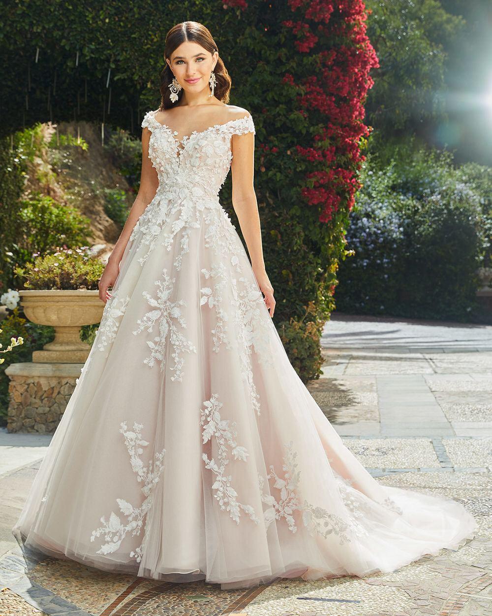 Casablanca 2020 Wedding Gowns Fresh For Spring Ruffled