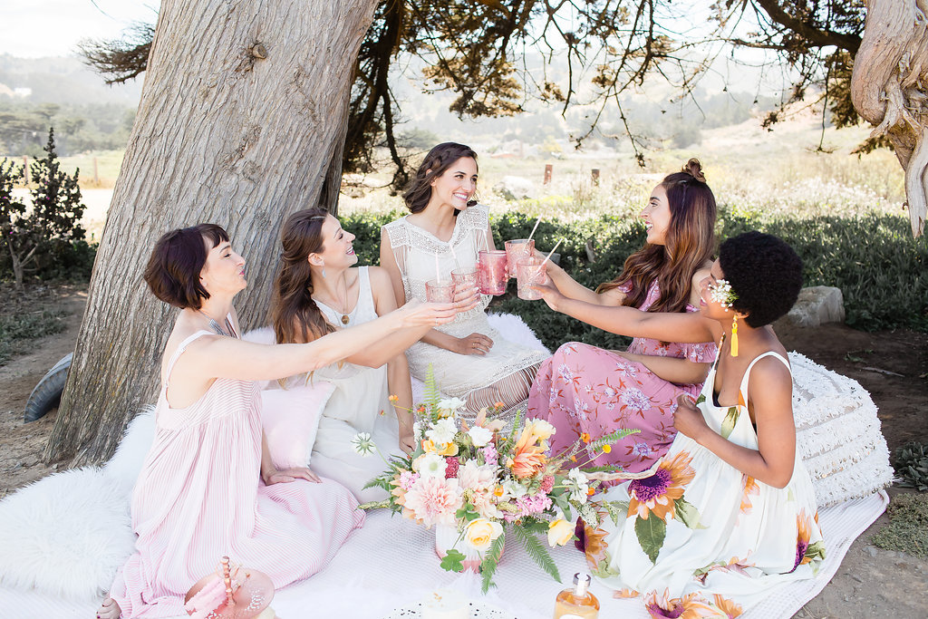 5 Tips for Planning a Bachelorette Party for the Modern Bride photo Cheers Babe http://ruffledblog.com/5-tips-planning-bachelorette-party-modern-bride