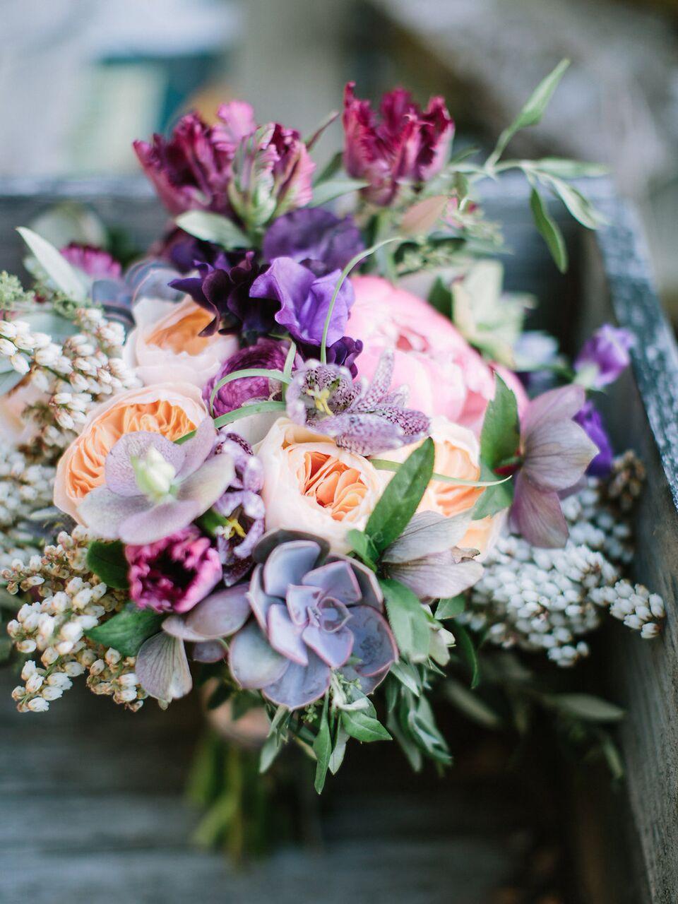 Pretty Flowers Wedding Vendor Directory By Ruffled