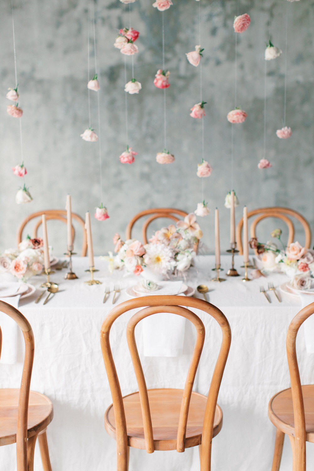 Ethereal Wedding Inspiration Dripping with...