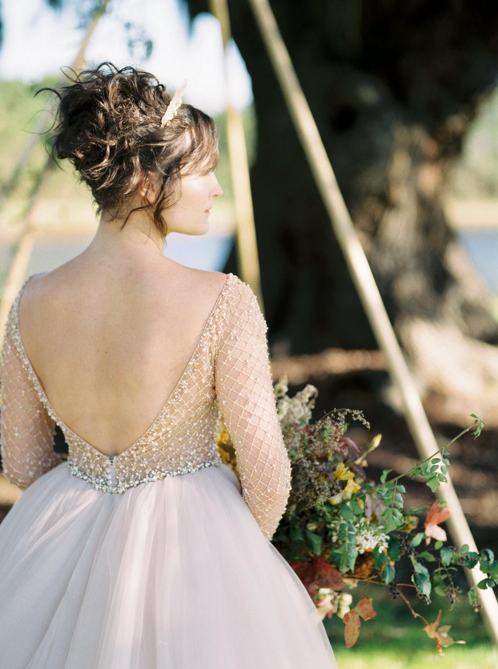 Fairy Tales Come True at this Wedding Inspiration in the...