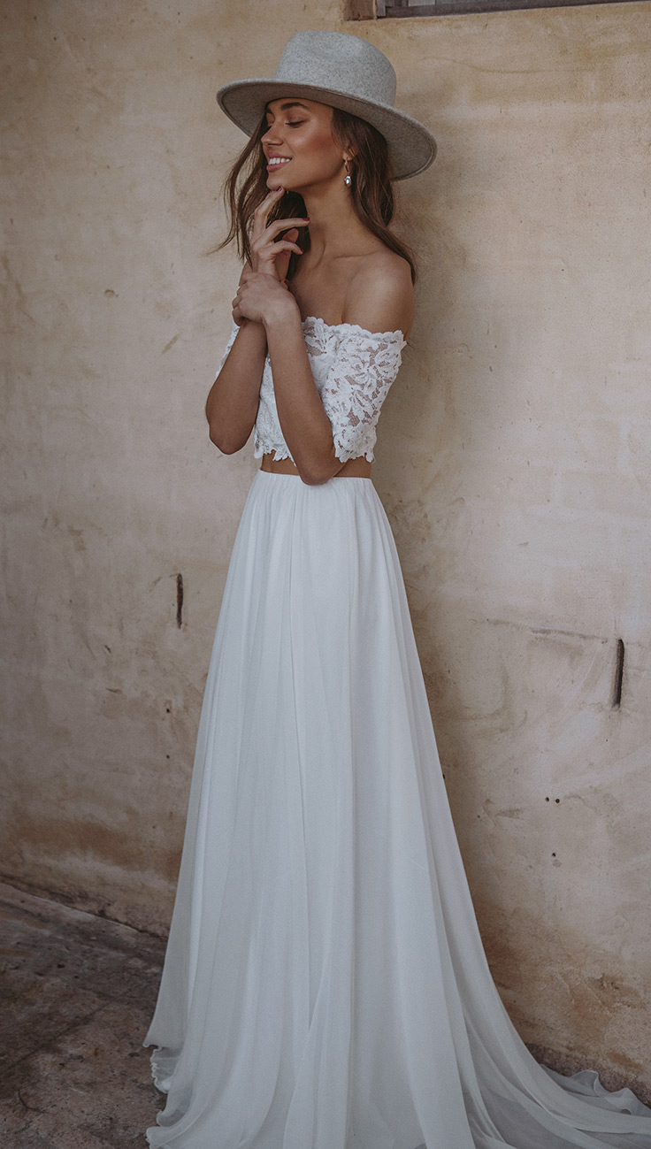 Uncategorized outdoor vintage glam wedding rustic wedding chic - Omg These Dresses Are Under 1250 See The Whole Collection Https