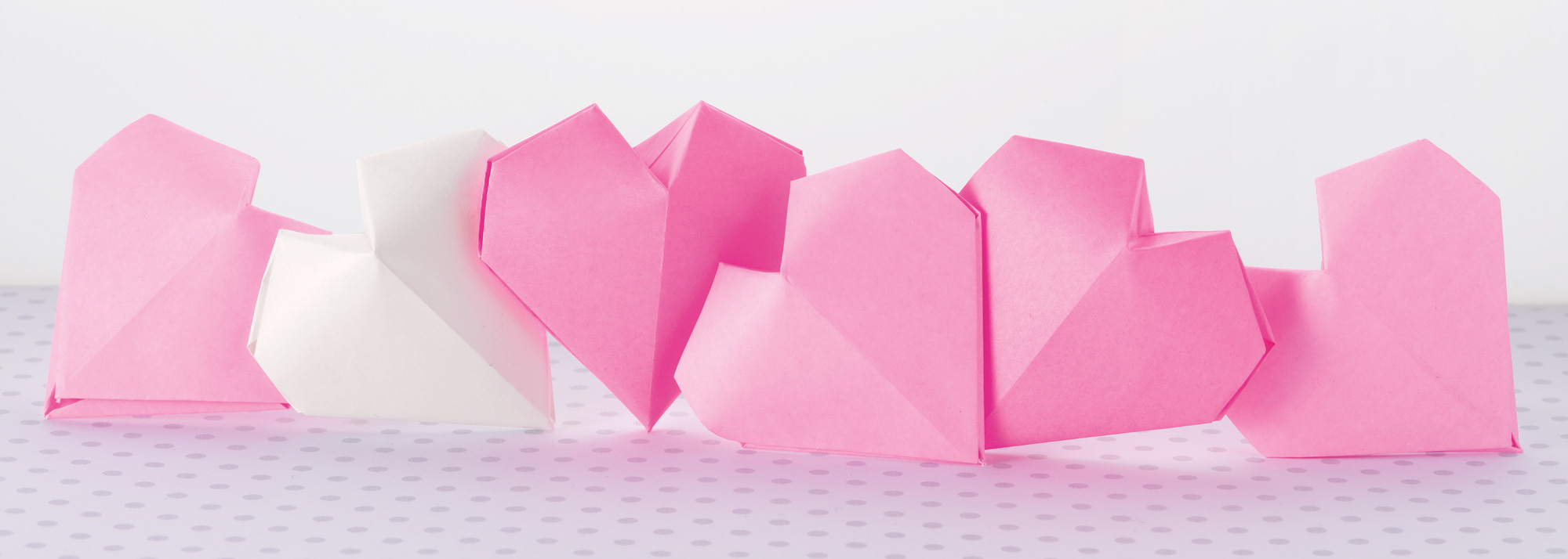 Origami Lucky Star Decorations 4652842