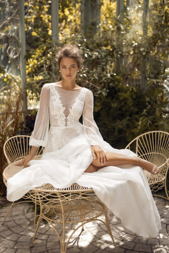 Romantic Wedding Gowns: Lihi Hod Fall 2020 Collection