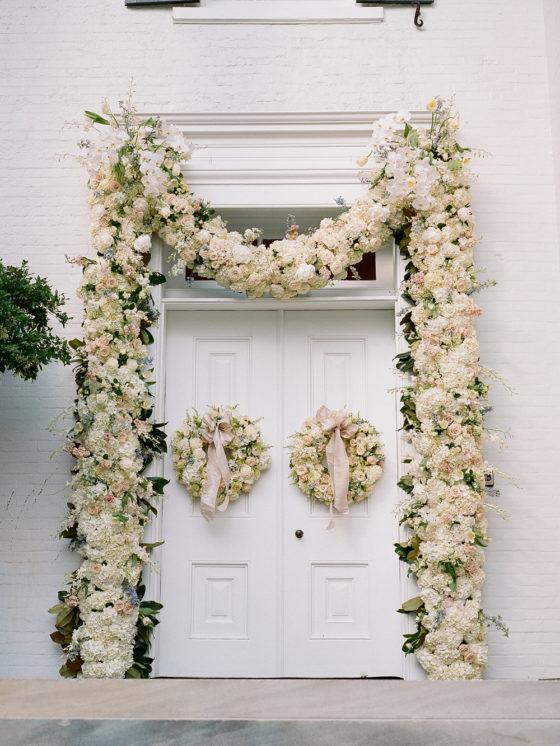 Luxe Backyard Wedding in Alabama