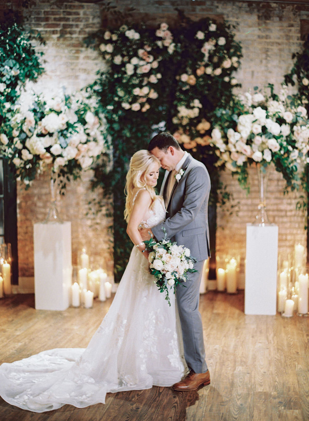Romantic New Orleans Wedding At The Chicory Ruffled