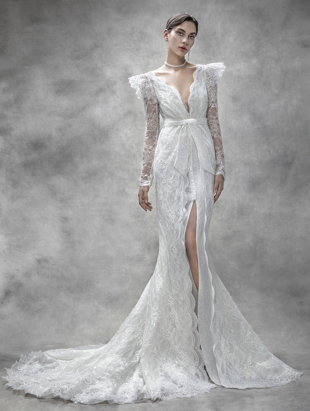 e0aaf97525 Victoria KyriaKides Fall 2017 Bridal Collection ⋆ Ruffled