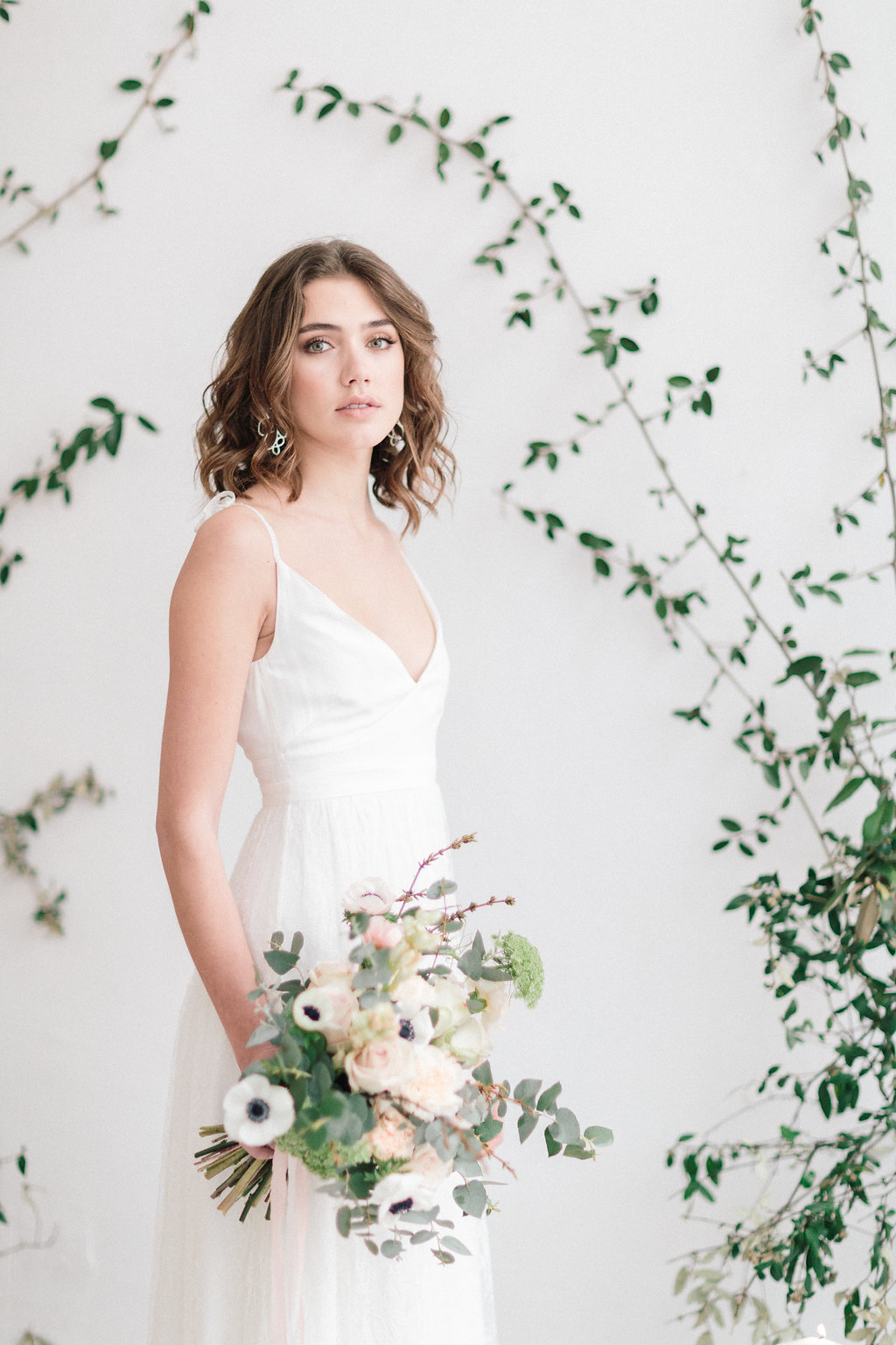 Airy industrial wedding inspiration for spring ruffled ombrellifo Image collections