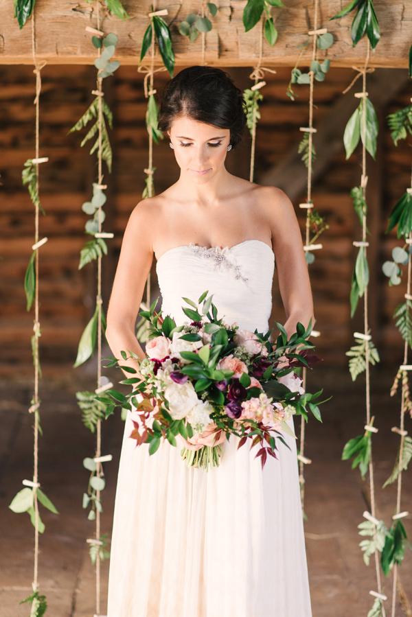Airy Romantic Wedding Inspiration