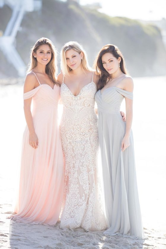Summer Vibes with these Flowy Gowns from Allure Bridals