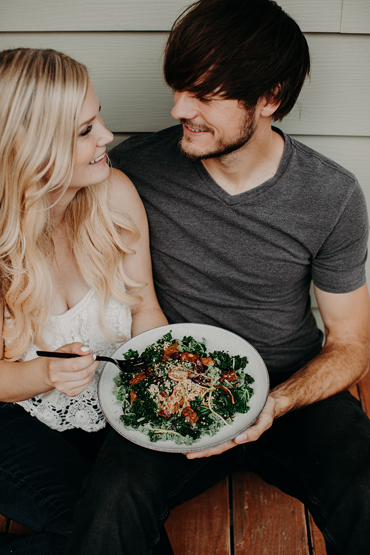 We've Got Your Next At-Home Date Night Idea - Photo by Studio 29 https://ruffledblog.com/weve-got-next-home-date-night-idea/