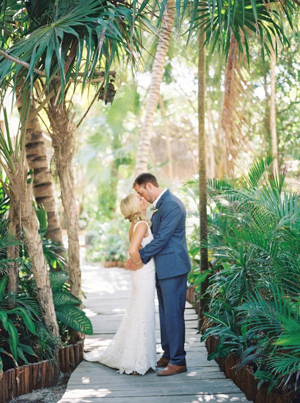 Beautiful Tulum Destination Wedding