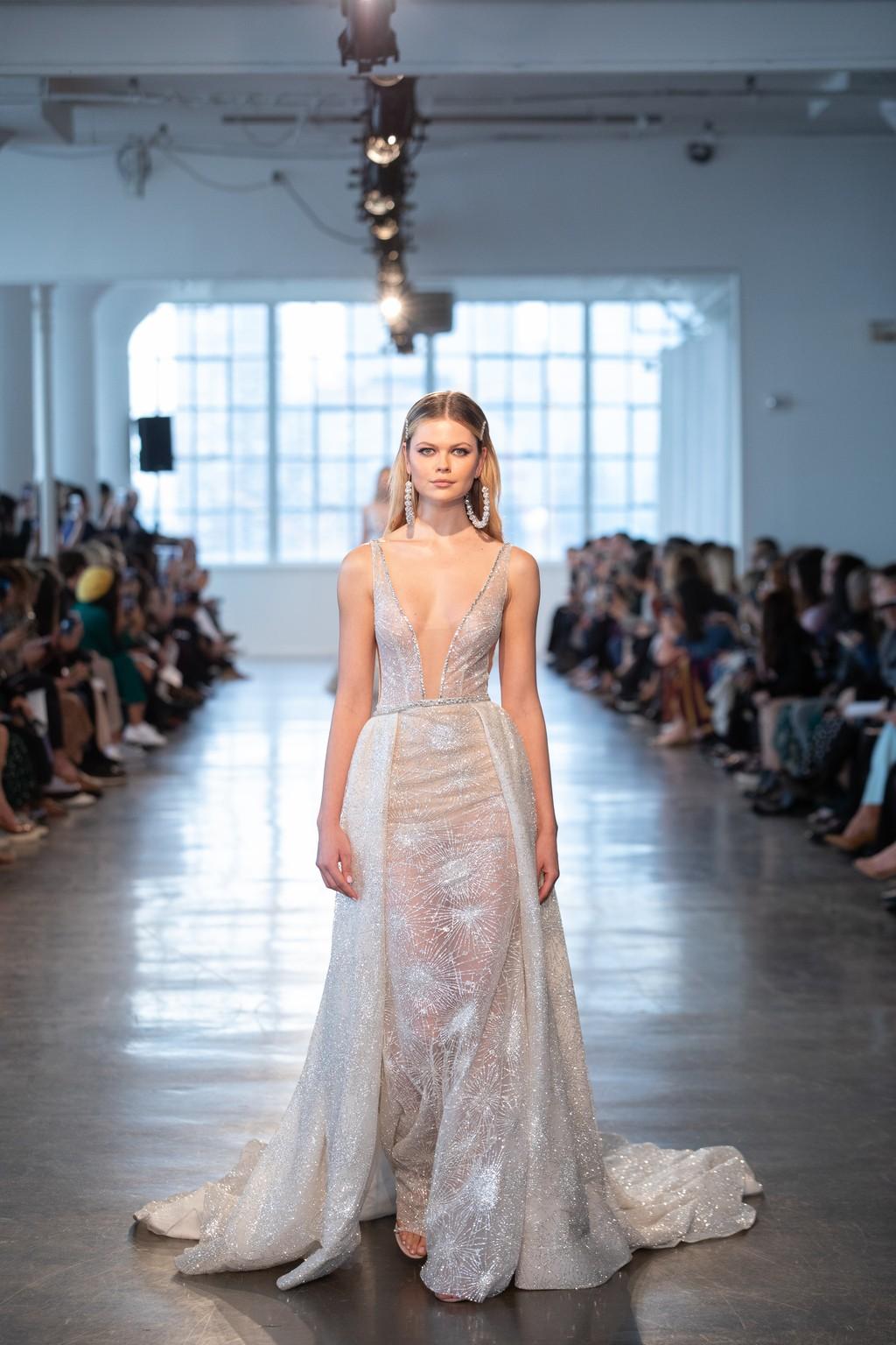 333137b473b Berta 2020 Bridal Collection ⋆ Ruffled
