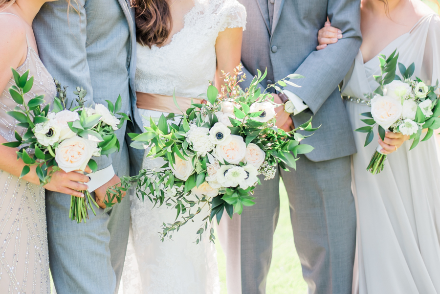 Romantic Southern Wedding Inspiration in Charlotte - photo by Maggie Mills Photography https://ruffledblog.com/romantic-southern-wedding-inspiration-in-charlotte