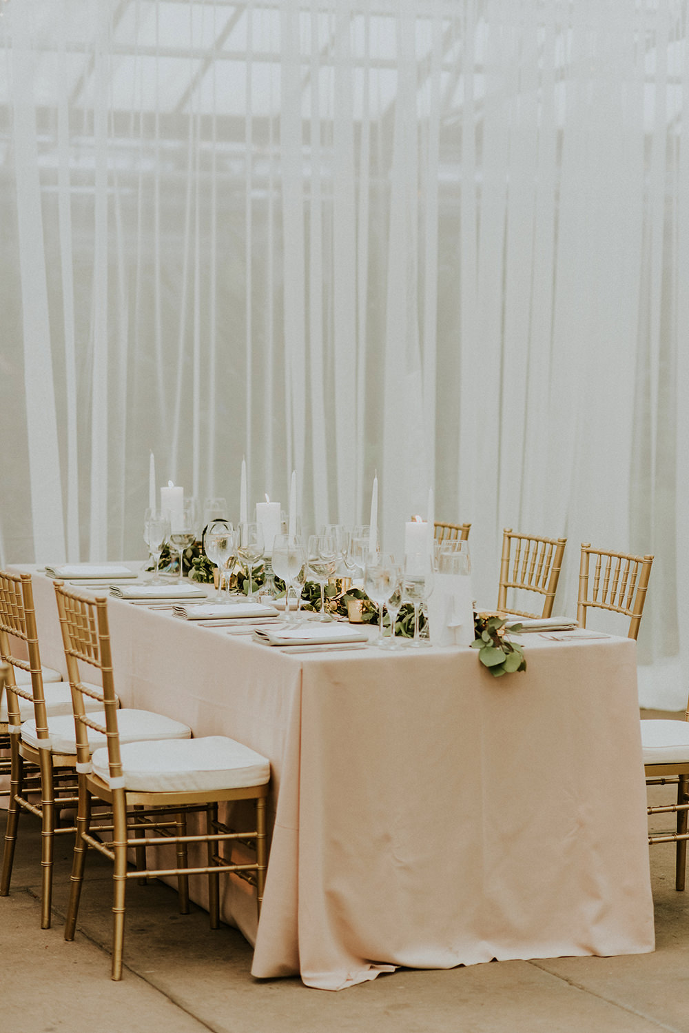 blush pink weddings - photo by M2 Photography https://ruffledblog.com/black-tie-philadelphia-wedding-with-a-boho-twist