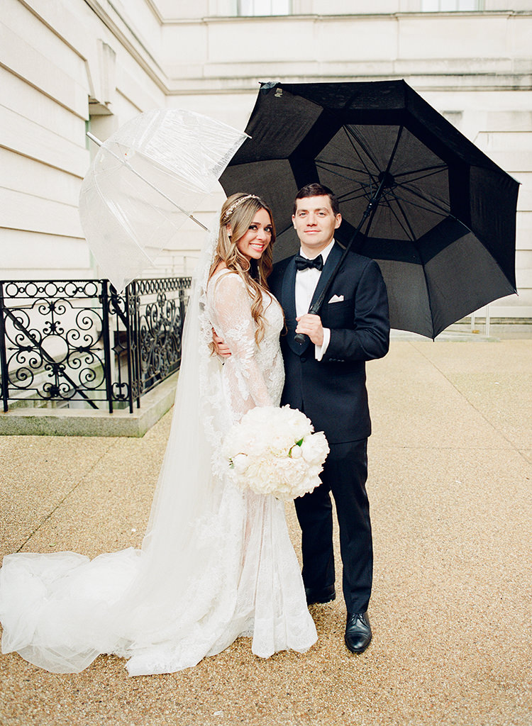 Black Tie Washington DC Wedding with a Floral Wall - photo by Lisa Blume Photography http://ruffledblog.com/black-tie-washington-dc-wedding-with-a-floral-wall