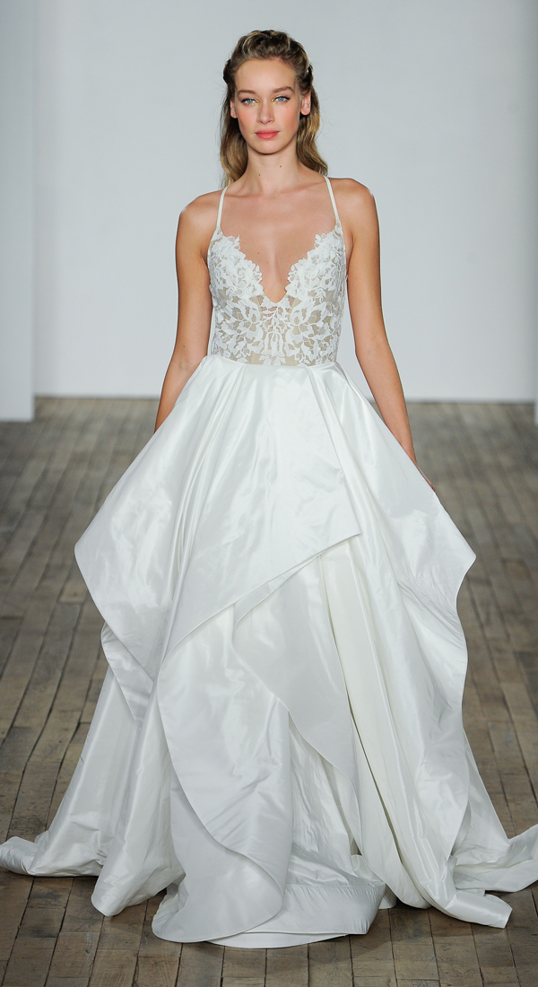 Buy Hayley Paige Wedding Dresses 32 Great These feminine and flowy