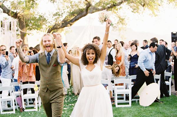 Ojai ranch wedding
