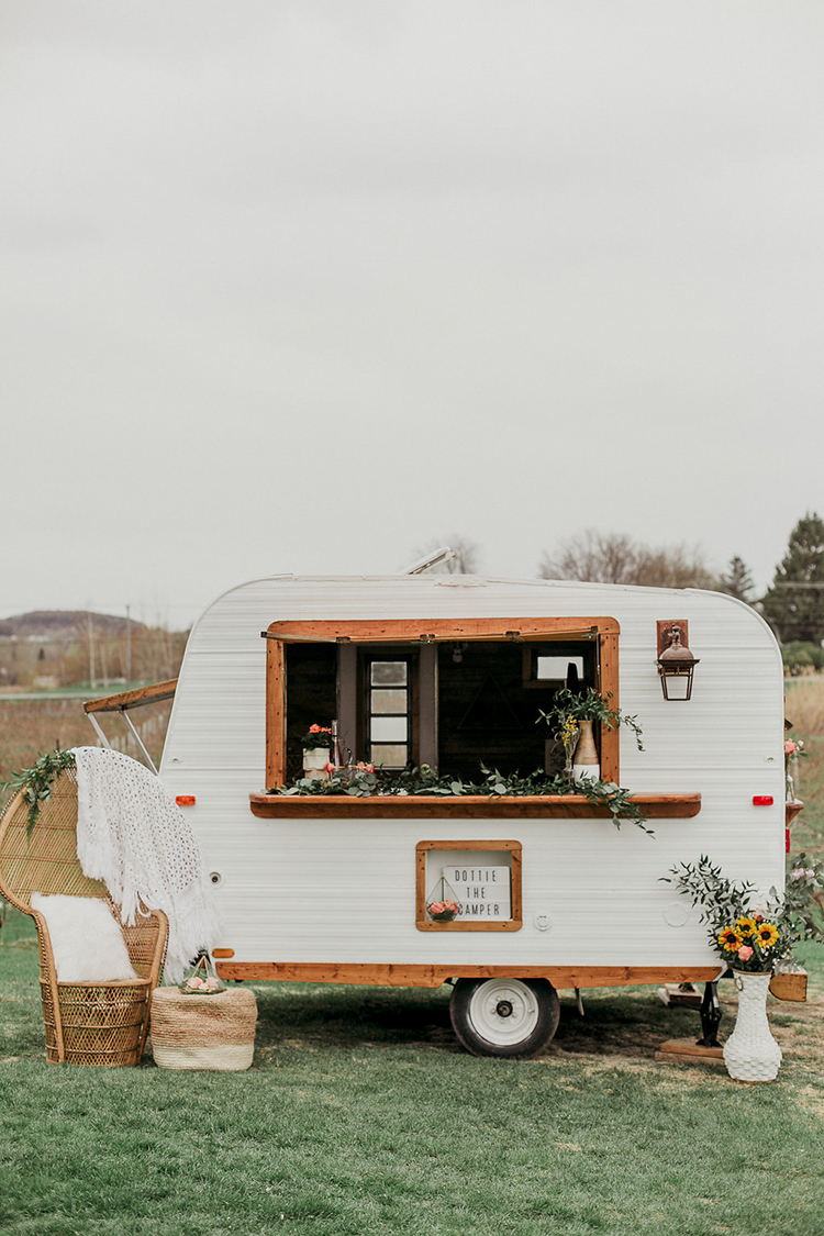 Boho Bridal Shower Inspiration for Your Bride Tribe - photo by Sarah White Photography https://ruffledblog.com/boho-bridal-shower-inspiration-for-your-bride-tribe