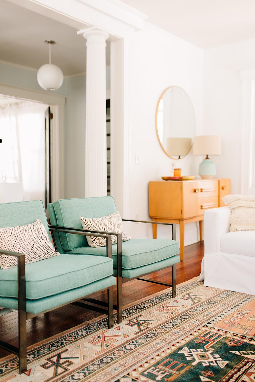 Our living room redo reveal ruffled for Joop living room 007