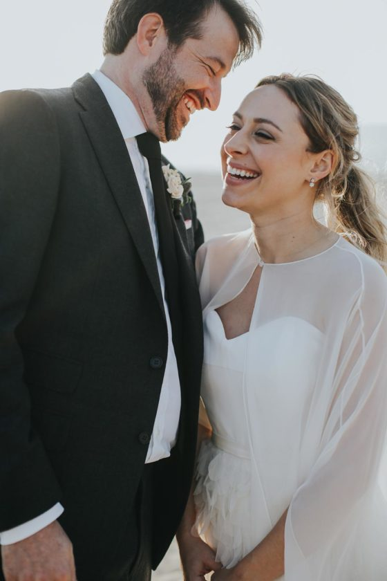 Cali-meets-Southern Charm in this Botanical Beach Wedding