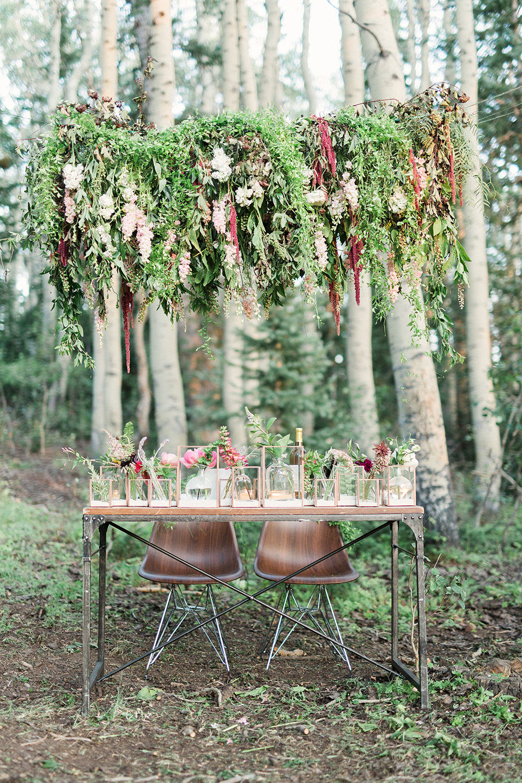botanical wedding ideas - photo by Gideon Photography http://ruffledblog.com/botanical-wedding-ideas-in-the-mountains-of-southern-utah