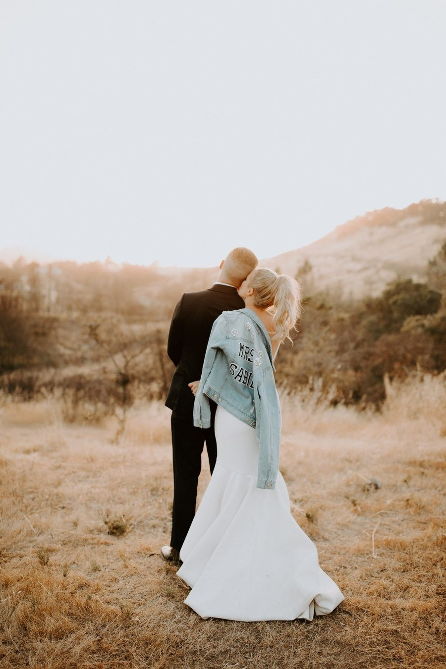 California Ranch Wedding Magic Hour 01