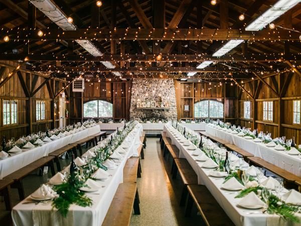 Camping Wedding At Half Moon Bay Weddings