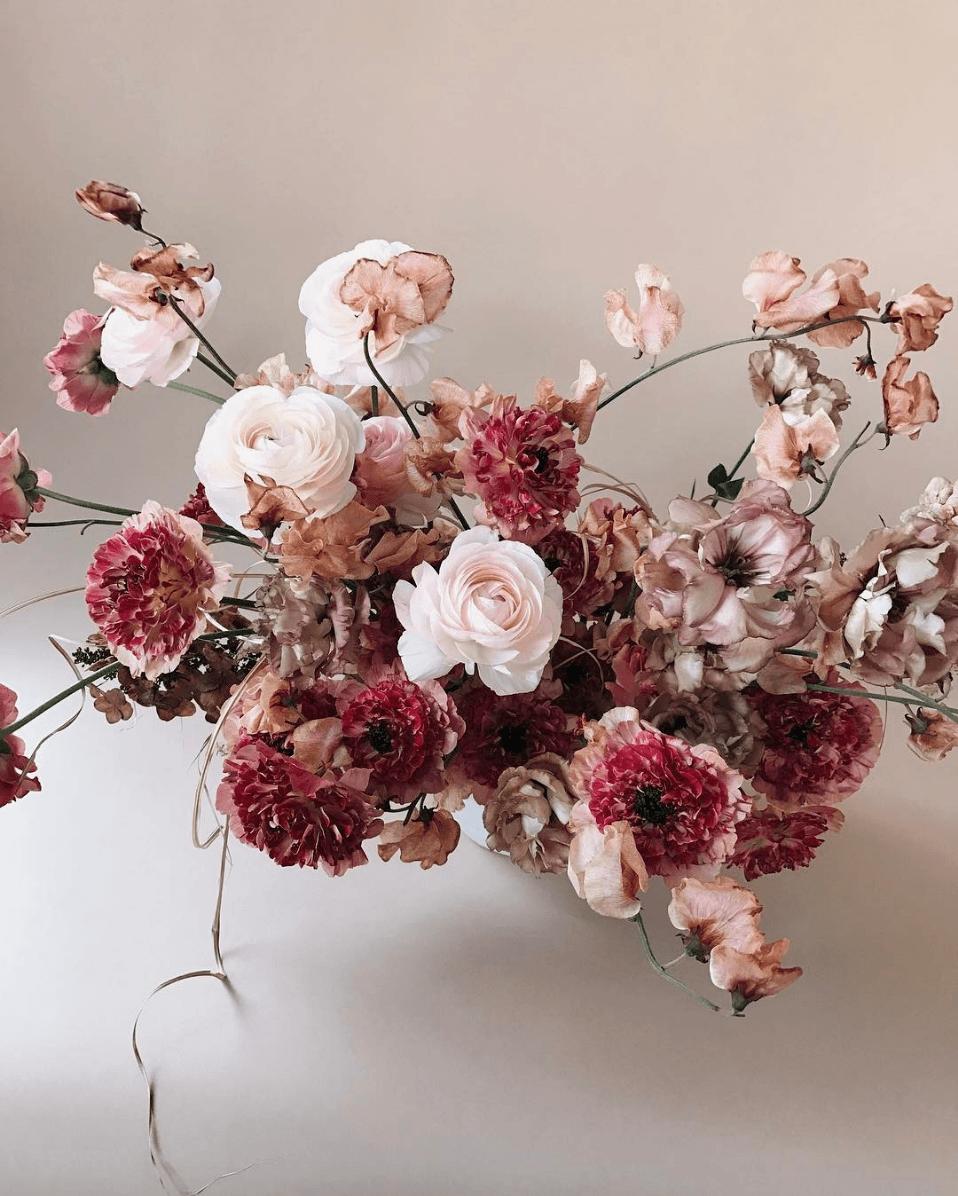 Carnation Fineart Centerpieces 01