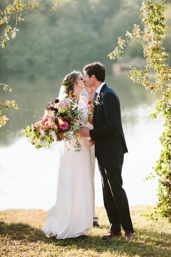 Carolina Woods Wedding With Understated Elegance