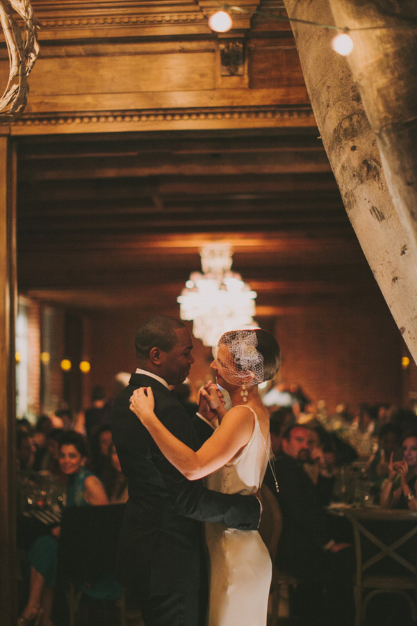 Dinner Party Wedding Part - 15: Carondelet House Dinner Party Wedding