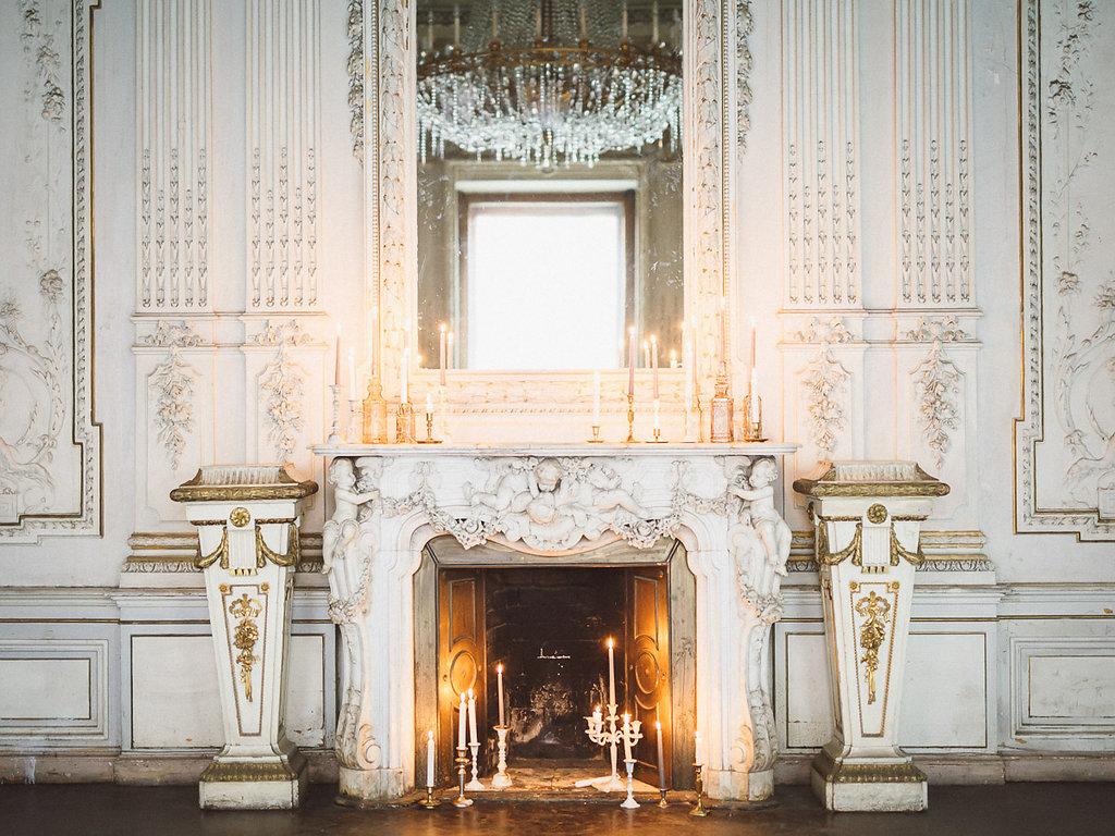 cheerful wedding inspiration in a russian mansion ruffled